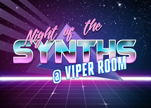 NIGHT OF THE SYNTHS